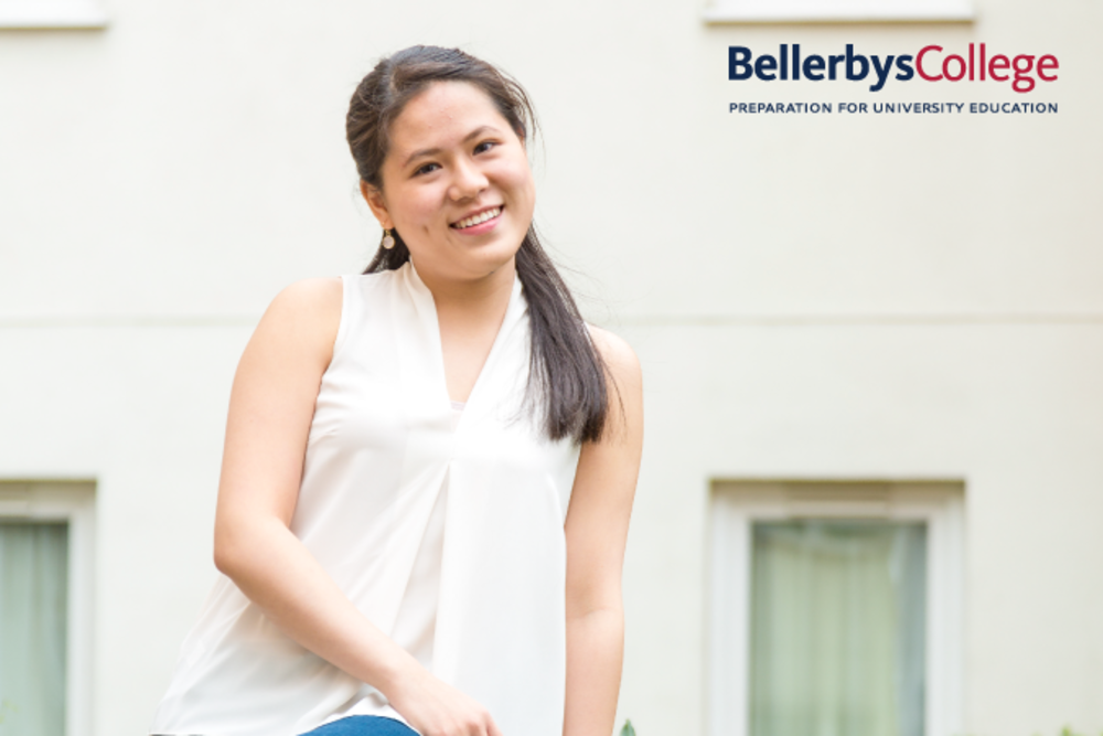 Student success at bellerbys college angelica tan